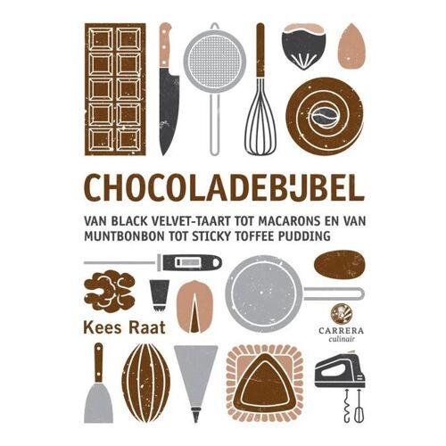 Chocoladebijbel - Kees Raat (ISBN: 9789048844401)