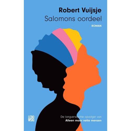 Salomons oordeel - Robert Vuijsje (ISBN: 9789048846795)