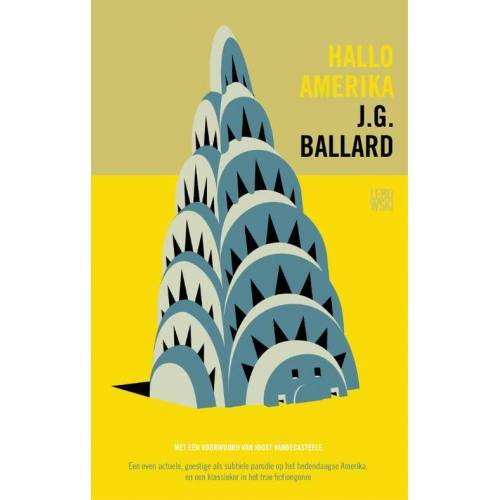 Hallo Amerika - J.G. Ballard (ISBN: 9789048855728)
