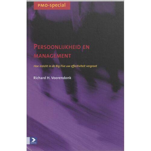 Persoonlijkheid en management - R.H. Voorendonk (ISBN: 9789052614625)