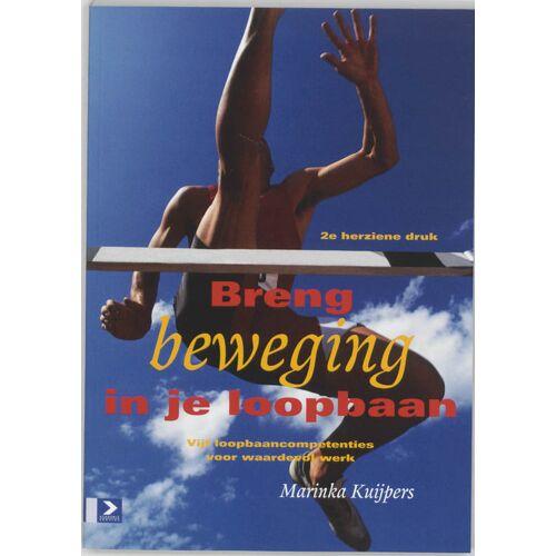 Breng beweging in je loopbaan - M. Kuijpers (ISBN: 9789052614779)
