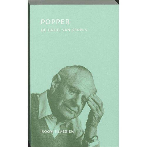 De groei van kennis - K. Popper (ISBN: 9789053527955)