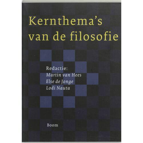 Kernthema's van de filosofie - (ISBN: 9789053528730)