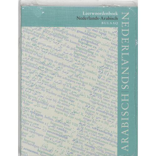 Leerwoordenboek Nederlands-Arabisch - K. Berghman, M. van Mol (ISBN: 9789054600510)