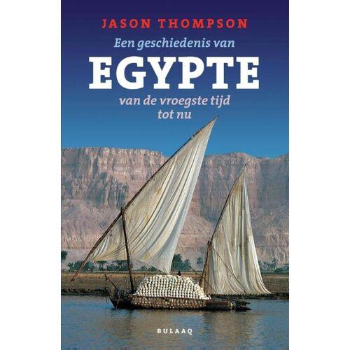 Een geschiedenis van Egypte - Jason Thompson (ISBN: 9789054601784)