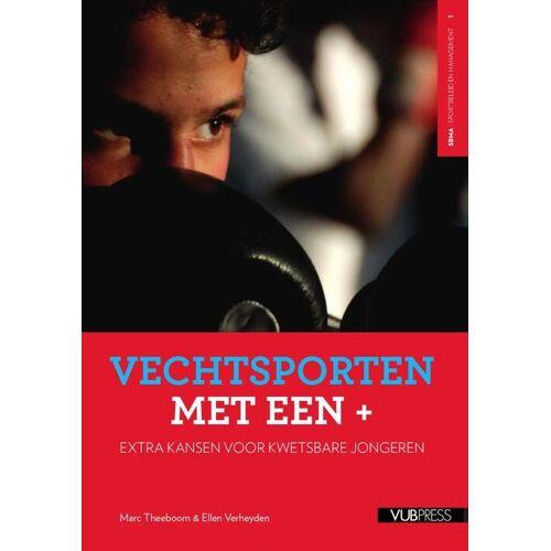 Vechtsporten met een + - Ellen Verheyden, Marc Theeboom (ISBN: 9789054877981)