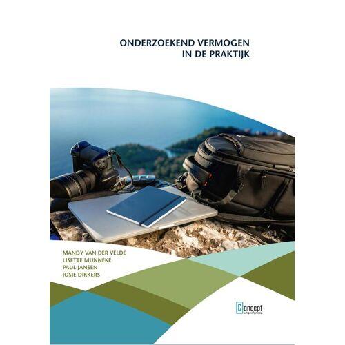Onderzoekend vermogen in de praktijk - Josje Dikkers (ISBN: 9789055163205)
