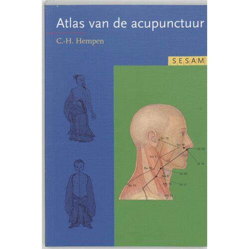 Sesam atlas van de acupunctuur - C.H. Hempen (ISBN: 9789055742905)