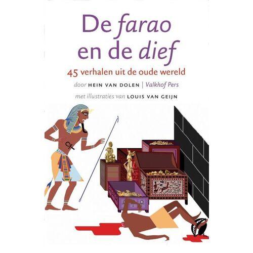 De farao en de dief - Hein van Dolen (ISBN: 9789056253868)