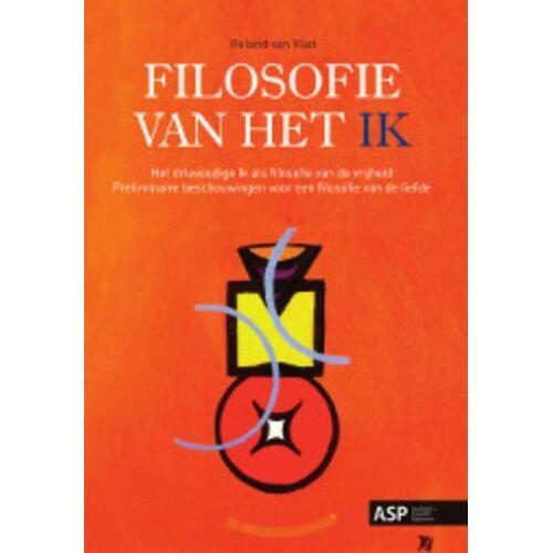 Filosofie van het Ik - Roland van Vliet (ISBN: 9789057184659)