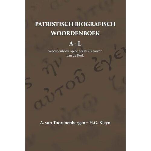 Patristisch biografisch woordenboek - A. van Toorenenbergen, H.G. Kleyn (ISBN: 9789057193422)
