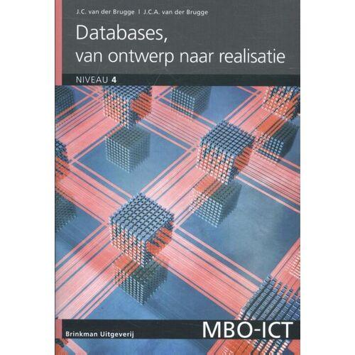 Databases - Jan van der Brugge, J.C.A. van der Brugge (ISBN: 9789057523410)