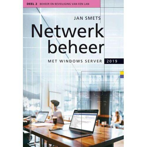 Netwerkbeheer met Windows Server 2019 - Jan Smets (ISBN: 9789057524103)