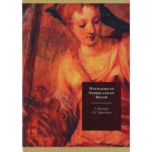 Witwassen in België en Nederland - F. Deruyck, G.C. Haverkate (ISBN: 9789058503886)
