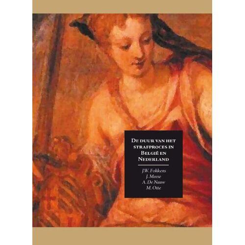 De duur van het strafproces in België en Nederland - A. de Nauw, J. Meese, J.W. Fokkens, M. Otte (ISBN: 9789058504708)