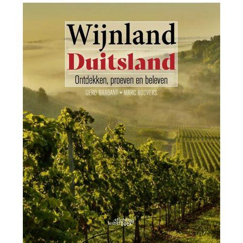 Wijnland Duitsland - Gerd Brabant, Marc Roovers (ISBN: 9789058566621)
