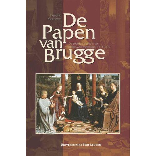 De papen van Brugge - Hendrik Callewier (ISBN: 9789058679840)
