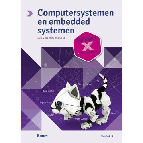 Computersystemen en embedded systemen - Leo van Moergestel (ISBN: 9789058754233)