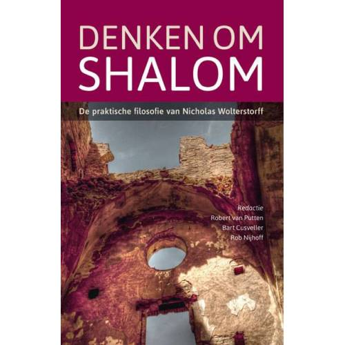 Denken om shalom - (ISBN: 9789058819550)