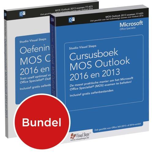 Cursusboek MOS Outlook 2013 + extra oefeningen - (ISBN: 9789059056626)