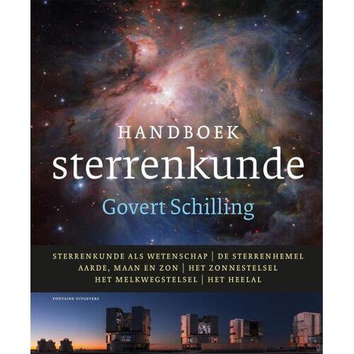 Handboek sterrenkunde - Govert Schilling (ISBN: 9789059567115)