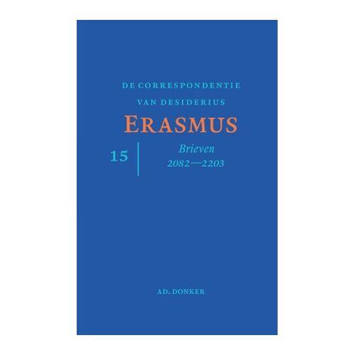 De correspondentie van Desiderius Erasmus - Desiderius Erasmus (ISBN: 9789061007333)