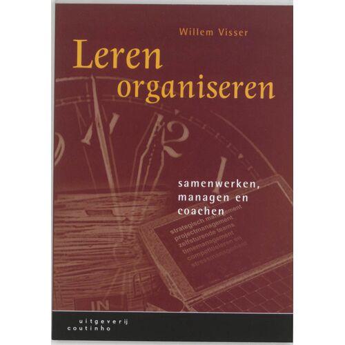 Leren organiseren - W. Visser (ISBN: 9789062833306)