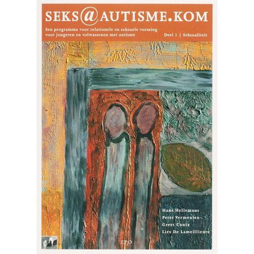 Seks.autisme.kom 1 Seksualiteit - (ISBN: 9789064454301)