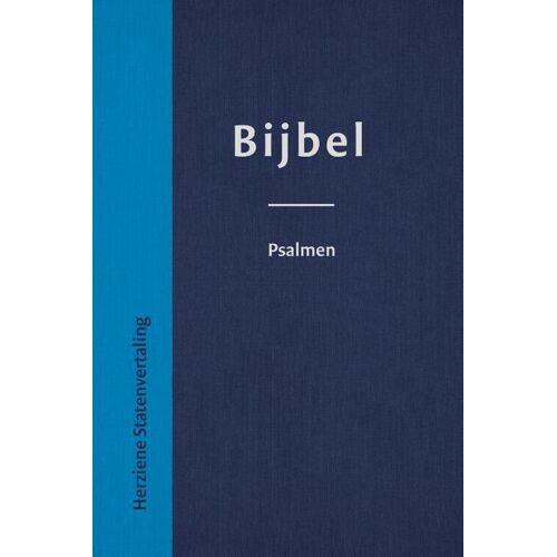 Bijbel herziene statenvertaling blauw - (ISBN: 9789065394231)