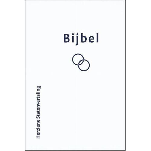 Bijbel Huwelijksbijbel Herziene Statenvertaling wit - (ISBN: 9789065394262)