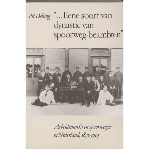 Eene soort van dynastie van spoorwegbeambten - P.W.N.M. Dehing (ISBN: 9789065503237)