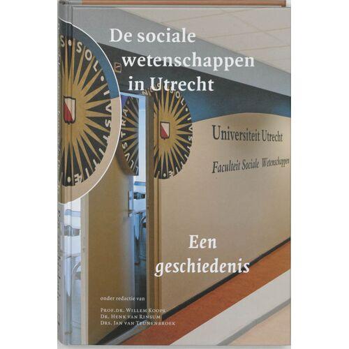 De sociale wetenschappen in Utrecht - (ISBN: 9789065508997)