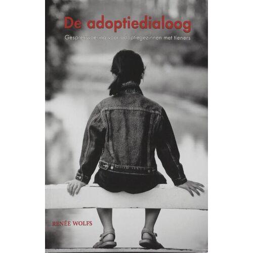 De adoptiedialoog - Rob Wolfs (ISBN: 9789066658875)