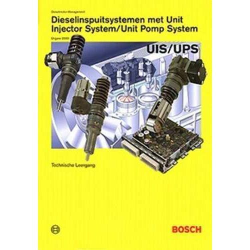Dieselinspuitsystemen met Unit Injector System / Unit Pump System - Bosch (ISBN: 9789066748309)