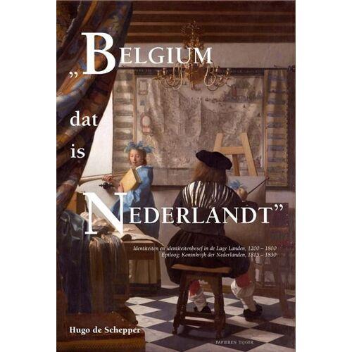 'Belgium dat is Nederlandt' - Hugo de Schepper (ISBN: 9789067282857)