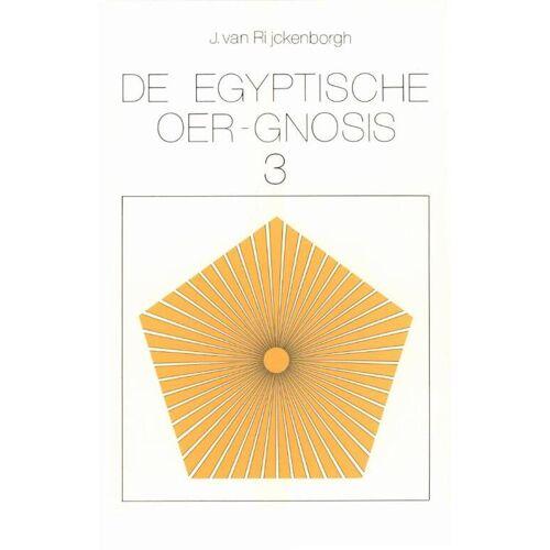 Egyptische oergnosis - Ryckenborgh (ISBN: 9789067320108)