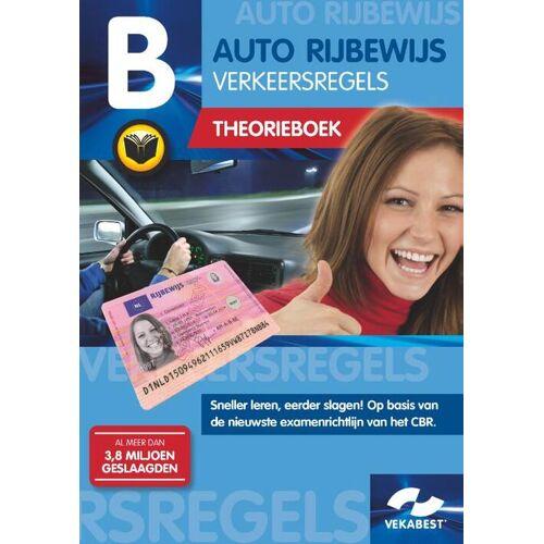 Autorijbewijs theorie - (ISBN: 9789067992589)