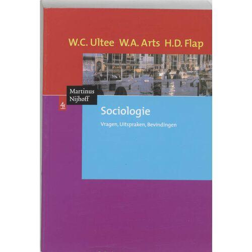 Sociologie - H.D. Flap, W.A. Arts, W.C. Ultee (ISBN: 9789068905793)