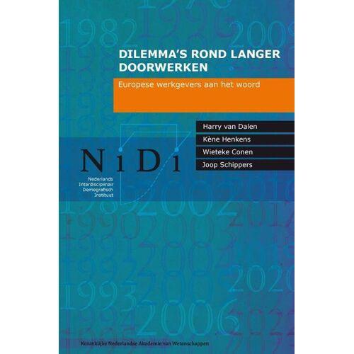 Dilemma s rond langer doorwerken - Harry van Dalen (ISBN: 9789069846446)