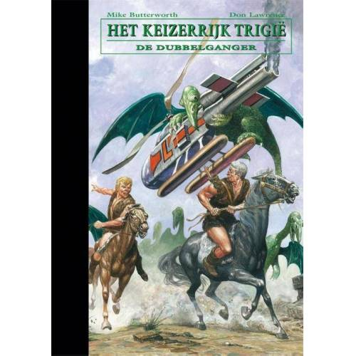 Het keizerrijk Trigiè - Mike Butterworth (ISBN: 9789073508637)