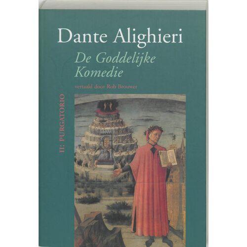 De goddelijke komedie - Dante Alighieri (ISBN: 9789074310307)