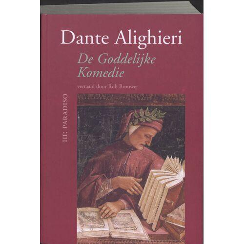 De goddelijke komedie - Dante Alighieri (ISBN: 9789074310802)