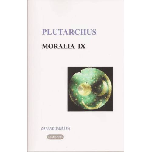 Moralia - Plutarchus (ISBN: 9789076792125)
