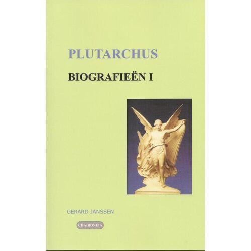 Biografieën I: Alexander, Caesar, Cicero, Demosthenes - Plutarchus (ISBN: 9789076792149)