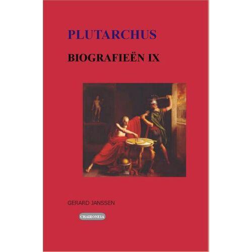 Biografieën IX: Themistokles, Camillus, Timoleon, Aemilius Paulus, Pelopids, Marcellus, Filopoimen, Titus Flamininus. - Plutarchus (ISBN: