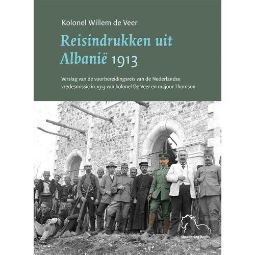 Reisindrukken uit Albanië 1913 - W de Veer (ISBN: 9789076905402)