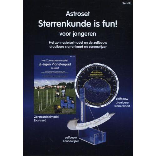 Astroset sterrenkunde is fun! - Rob Walrecht (ISBN: 9789077052488)