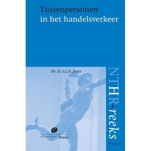 Tussenpersonen - A.L.H. Ernes (ISBN: 9789077320563)