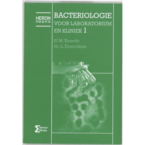 Bacteriologie voor laboratorium en kliniek - L. Doornbos, N.M. Knecht (ISBN: 9789077423424)