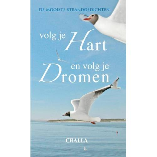 Volg je hart en volg je dromen - B.J. Challa (ISBN: 9789078169024)